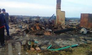 Неосторожное обращение с огнем приводит к трагедии